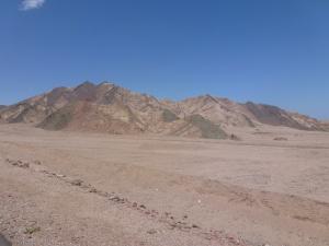 Ride through Sinai