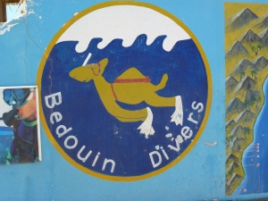 Bedouin Divers logo