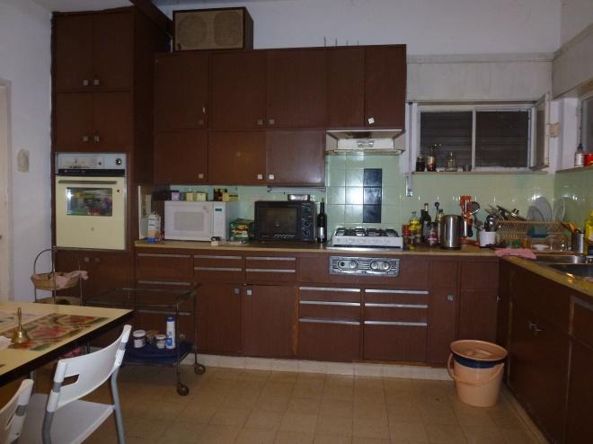 Shlomo's kitchen
