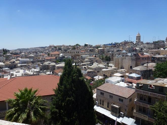 Jerusalem view I