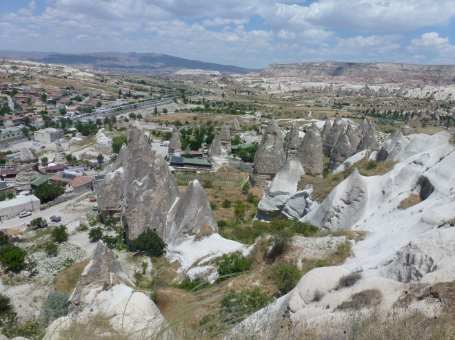Cappadocia-scape