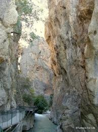 The Saklikent Gorge
