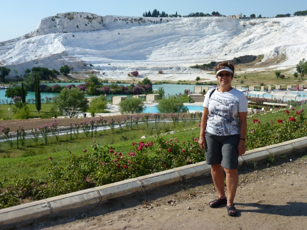 Dazzling Pamukkale and Hierapolis