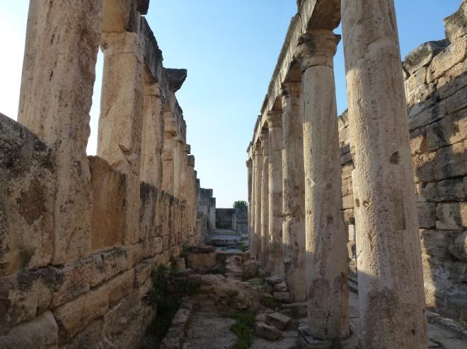 Stoa at Hierapolis