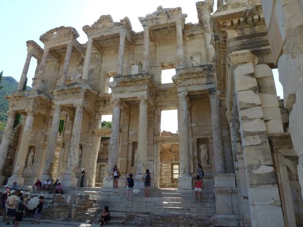 Ephesus, Izmir, Bergama(Pergamon)