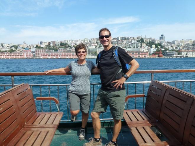 On the Bosphorus