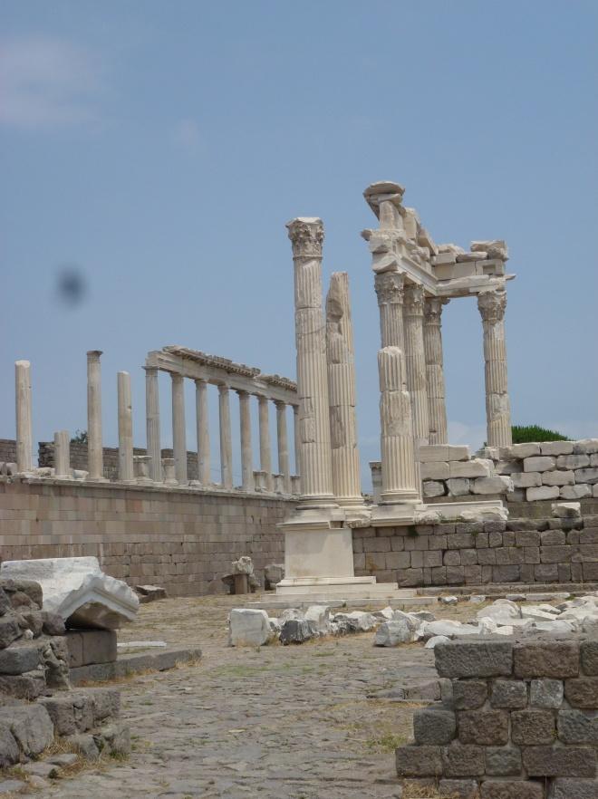 Bergama acropolis