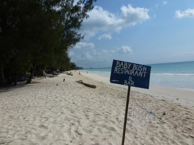Chillaxin' in Zanzibar