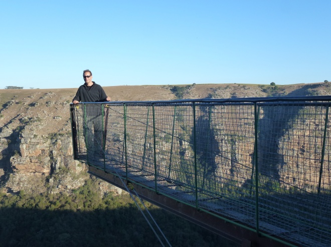 Hangin' out at Oribi Gorge