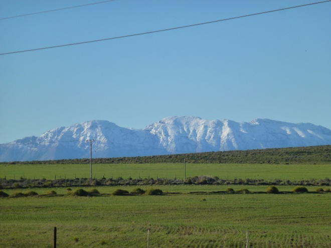 The Swartberg Range
