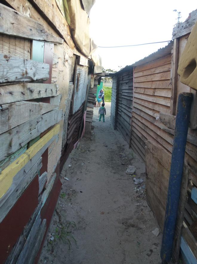 Langa alleyway