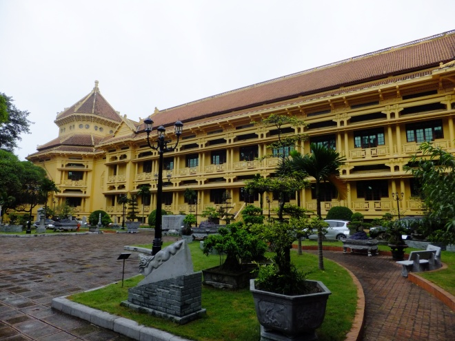 The National Museum of Vietnamese History.