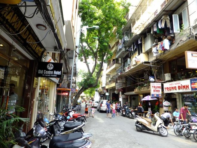 Hang Hanh Street, Hanoi