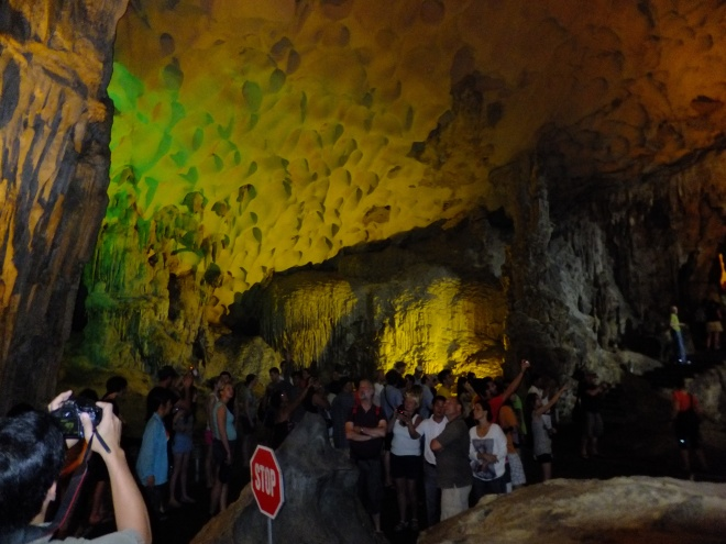Cave at Ha Long