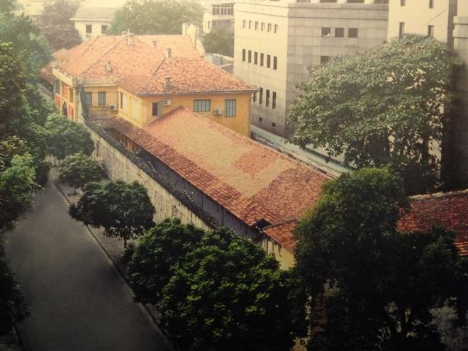 "Hoa Lo prison aka ""The Hanoi Hilton"""