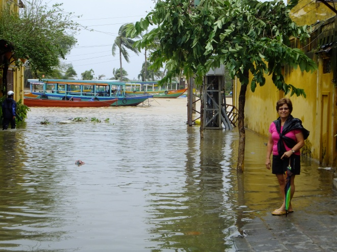 typhoon flood
