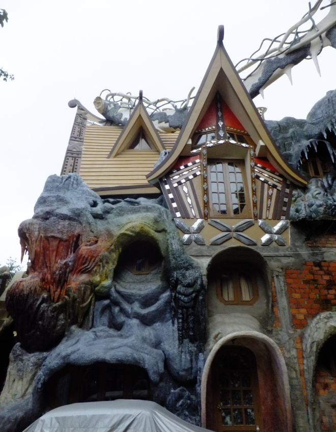 Just a bit of The Crazy House