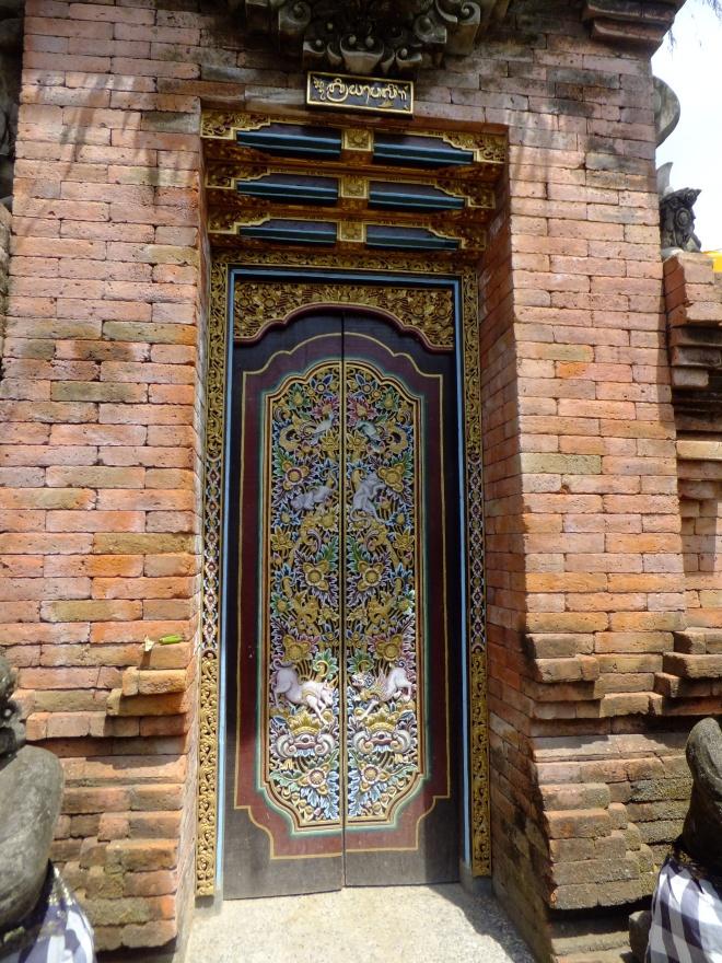hindu doorway