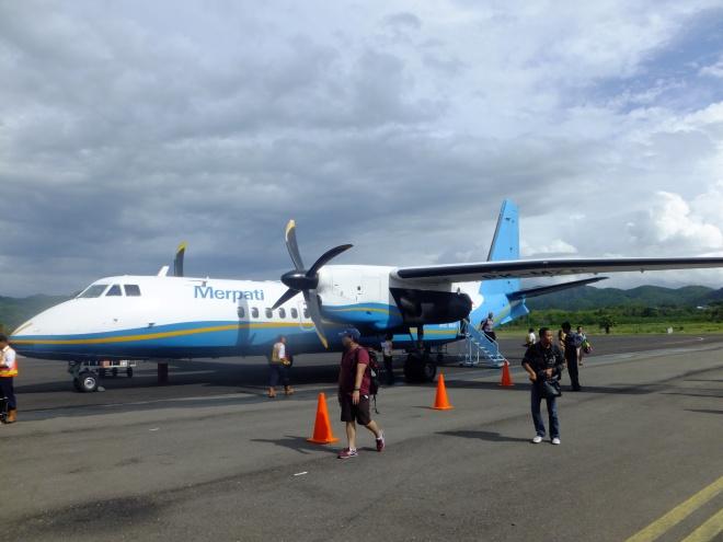 The stinky-est plane around