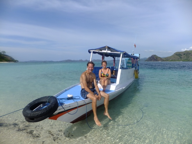 rinca snorkeling trip