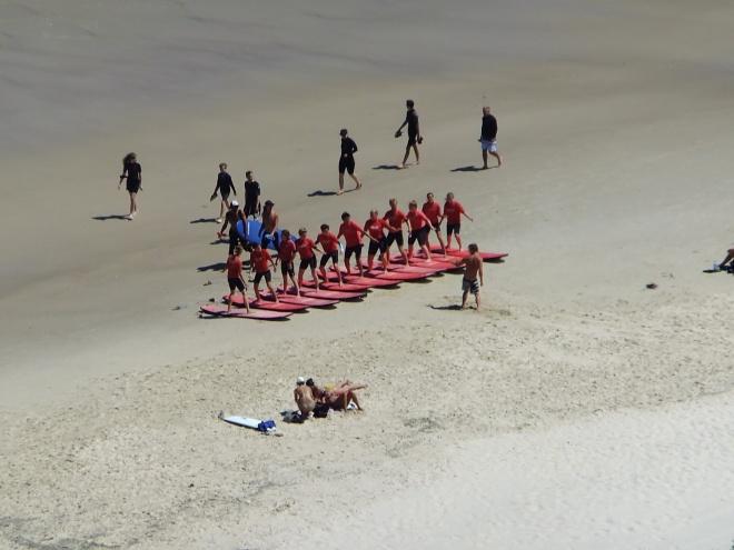 Surf culture.