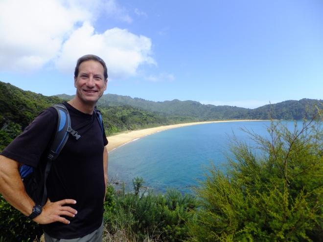 Totaranui Beach in Able Tasman National Park