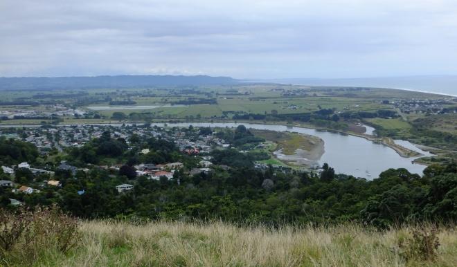 Whakatane from Kohi Point Reserve