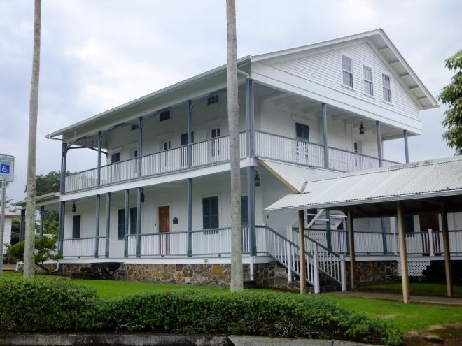 Lyman House