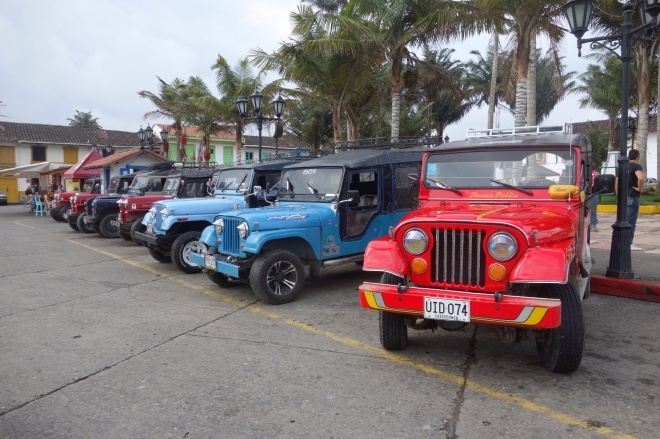 cadre of willys