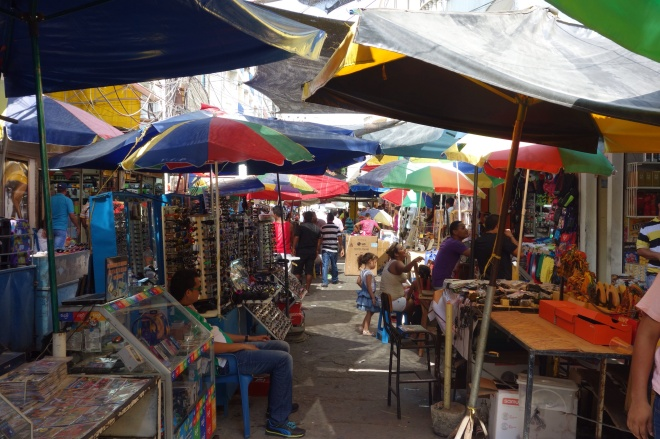 santa marta market