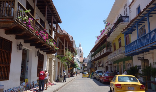 Colonial architecture of Cartagena