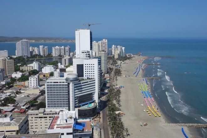 Bocagrande, Cartagena