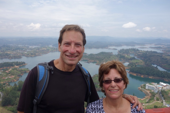 bill and cindy summit guatape
